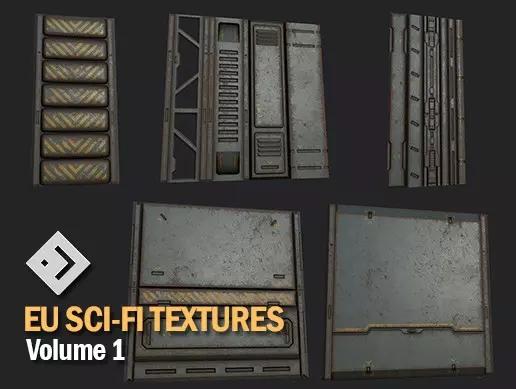 eu sci-fi textures