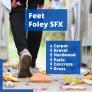 Feet Foley Sound Effects