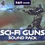 Sci-Fi Guns Sound Pack